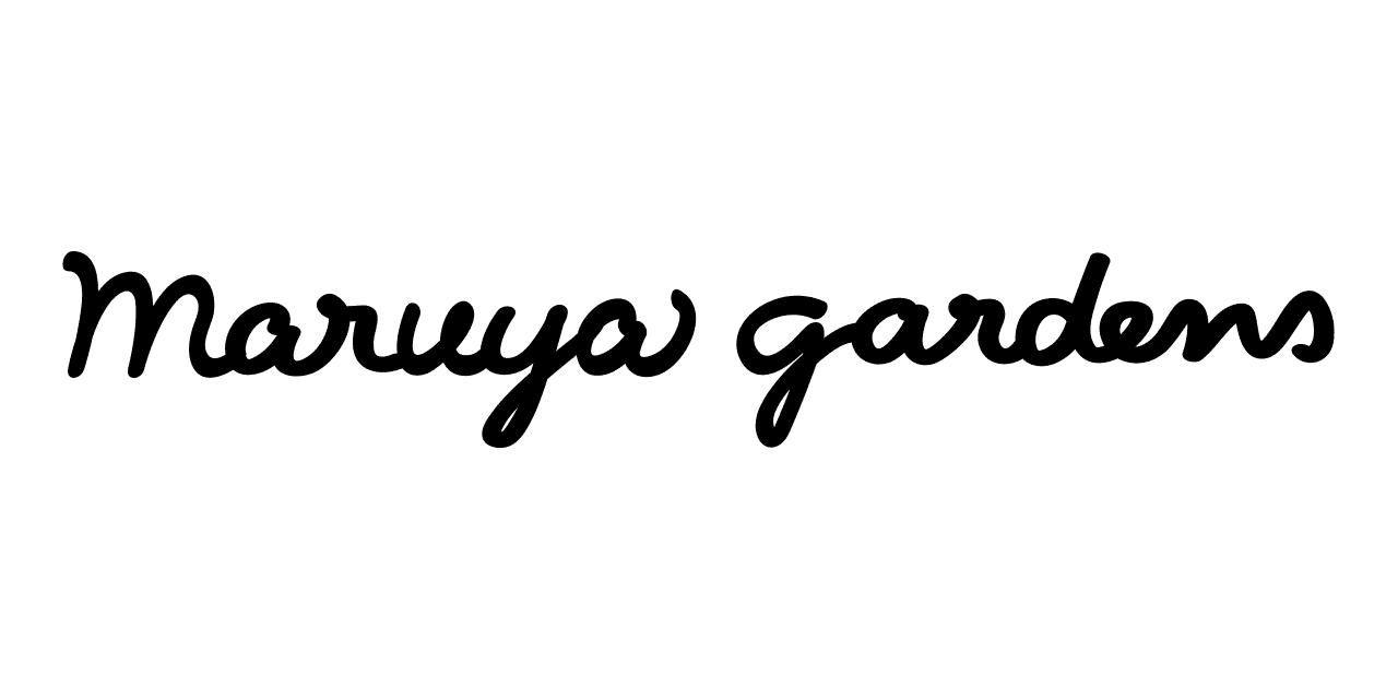 maruya_gardens_logo